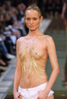Amber Valletta – Nude Republik