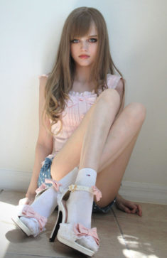 Dakota Rose Barbie doll