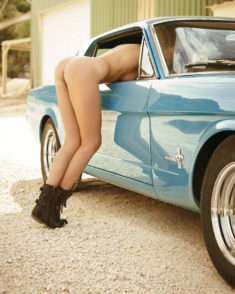 Beauty and car