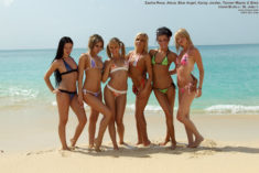 Sasha Rose, Alexa, Blue Angel, Kacey Jordan, Tanner Mayes and Brea