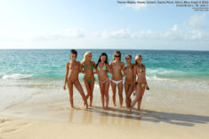 Tanner Mayes, Kacey Jordan, Sasha Rose, Alexa, Blue Angel and Brea