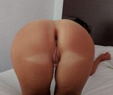 Fat ass ready to fuck