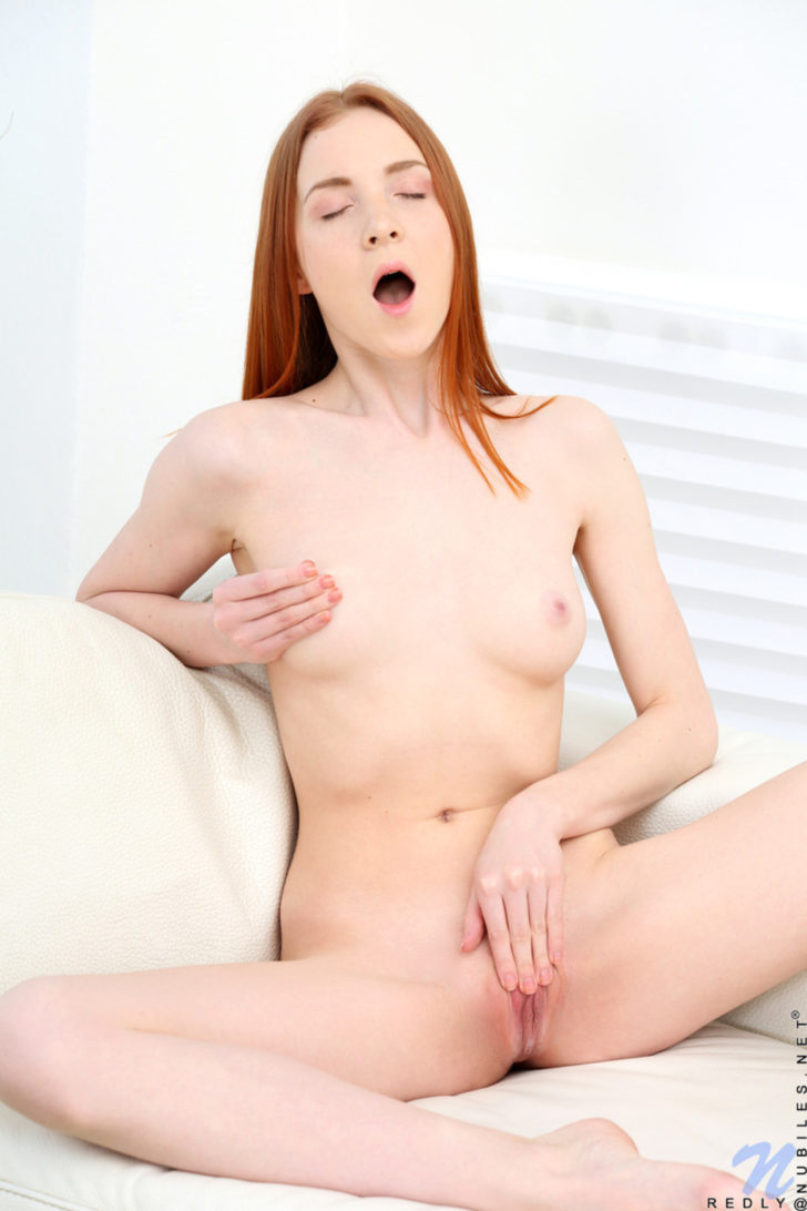 Amateur Redhead Redly