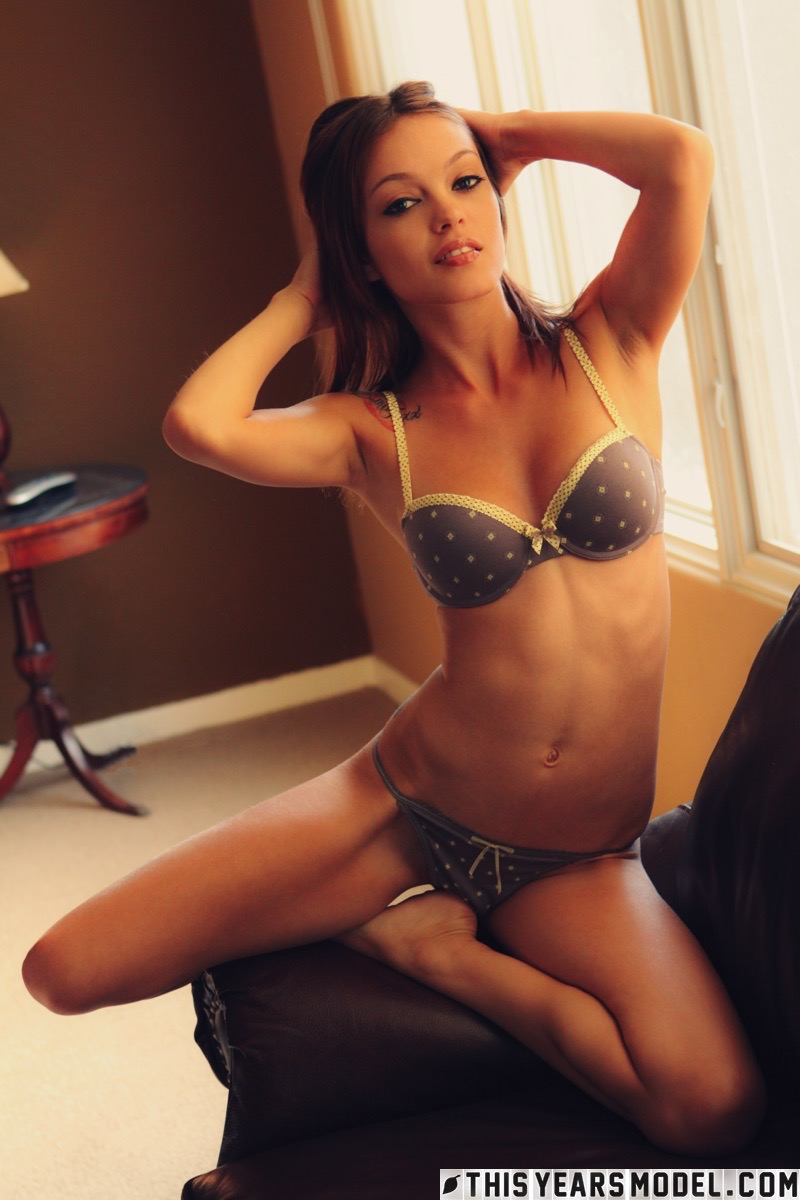 Young beauty Ashley Doll
