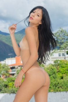 Young brunette beauty Atenas