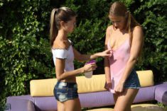Alexis Crystal, Gina Gerson: Hand Over Fist