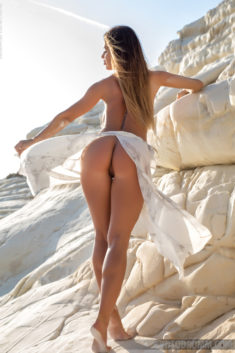 Justyna in Personal Paradise