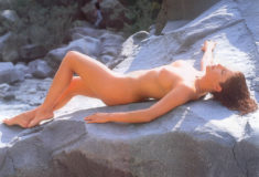 Astrid Veillon nude for Playboy, June 1996