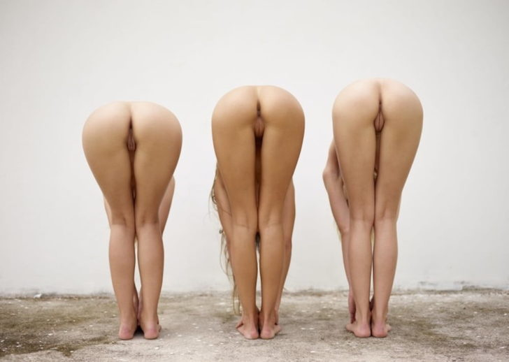 Perfect tight asses