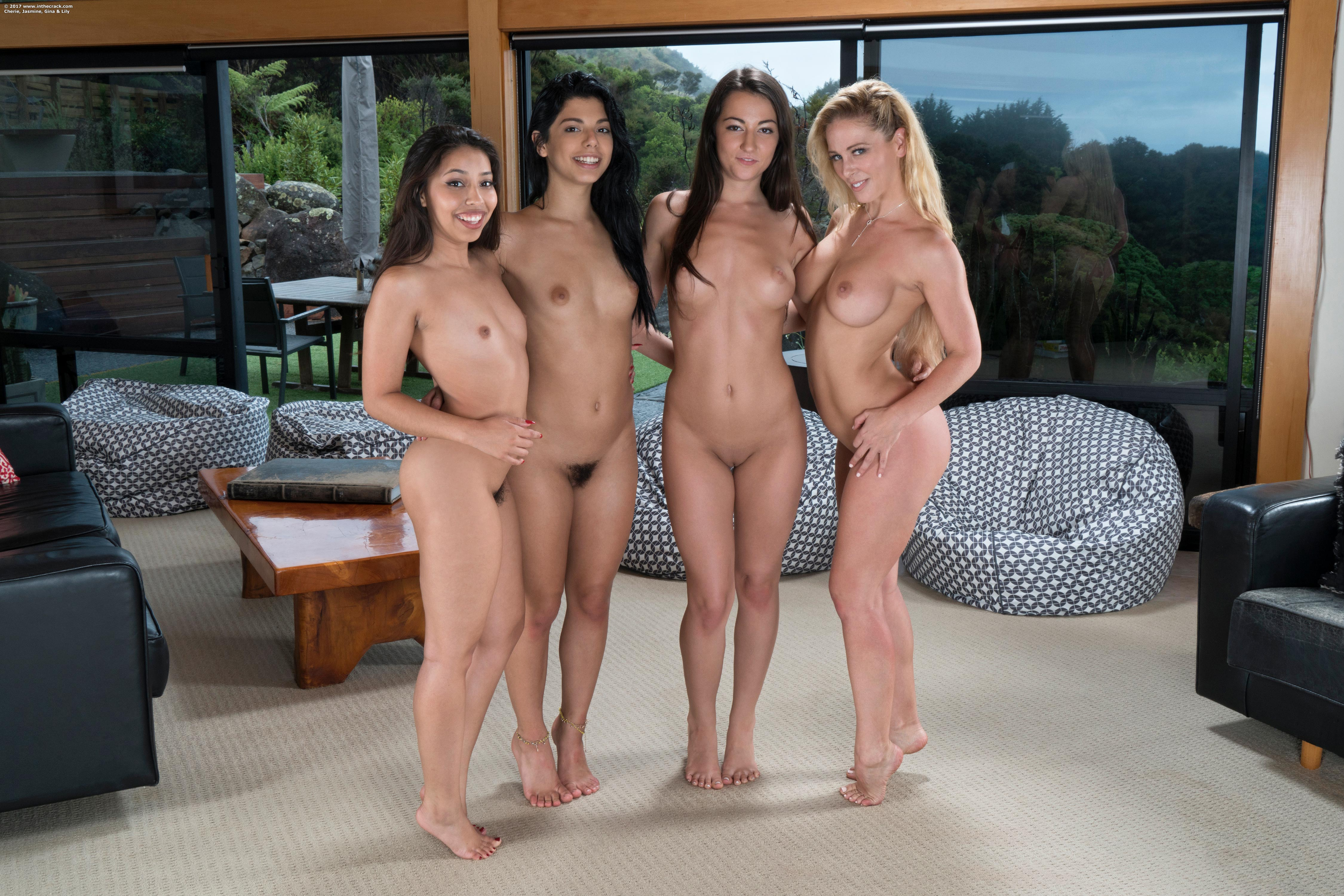 Cherie Lily Nude