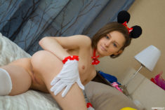 Perfect young angel teen Caramel