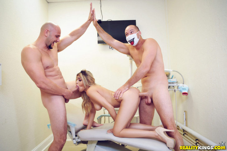 Stephanie West – sex in the dental office