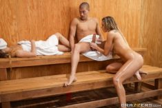 Kenzie Taylor – wants to have sex with a married man in the sauna