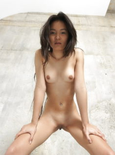 Perfect Asian beauty