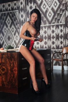 Giulia is a very sweet and passionate girl prepared to become the ideal girl for your sin. From  ...