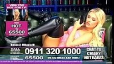 Babestation sex with chat call talk girl
