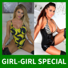 Hey boys! It's Kami and Vicky here, we're performing a girl on girl special for you! ...