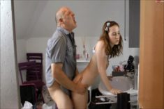Lia Louise – fucking with an old pervert