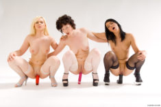 Group dildoing