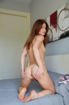 Nedda A offering her perfect tight ass