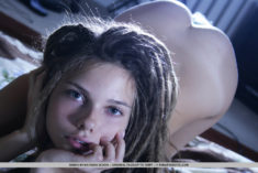 Young beauty Sindi S in Untamed