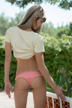 Gina Gerson's perfect tight ass