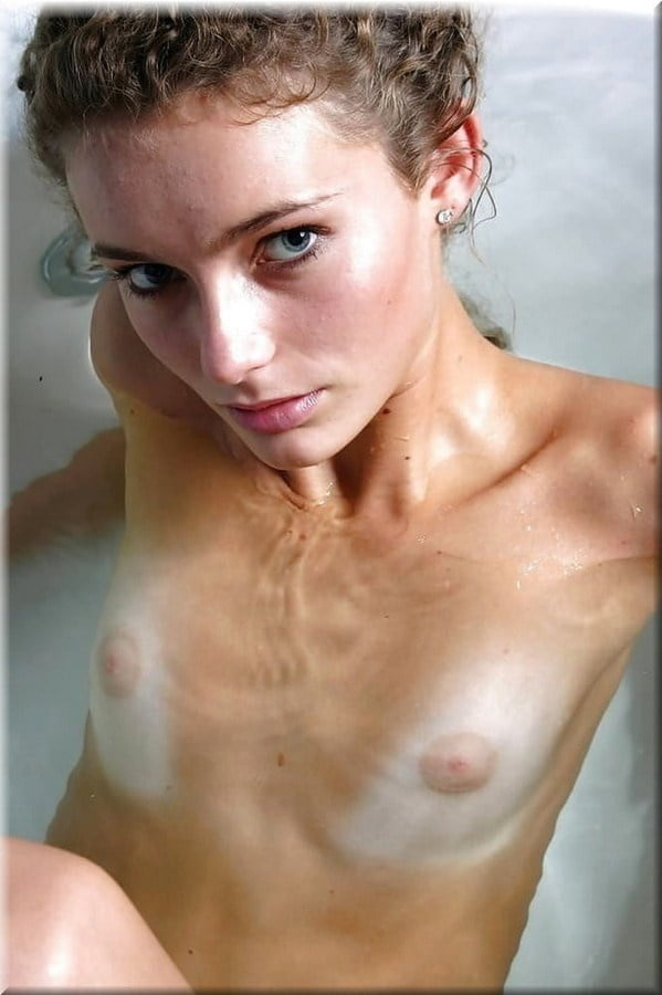 Young shy beauty