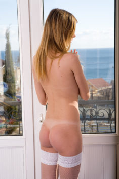 Alina A cute tiny ass