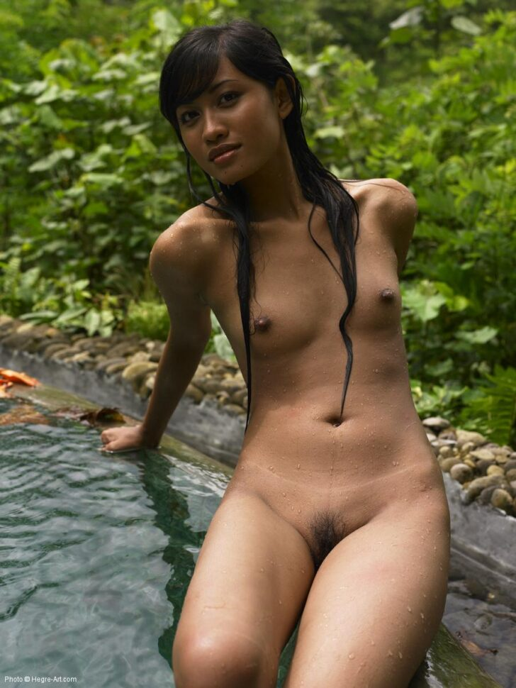 Young Asian beauty