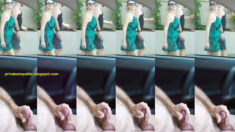 Public erection masturbation flasher exhibitionist carflash. She ignores her boyfriend and her a ...