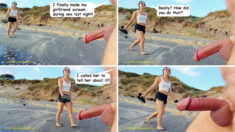 Public erection flasher exhibitionist  CFNM – Friday – Funny comic – He drove  ...